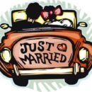 just-married-car-pic