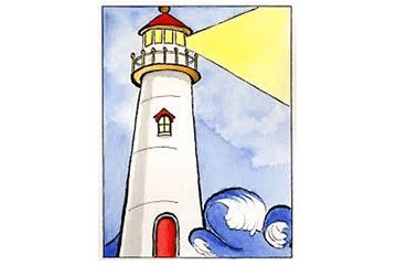 lighthouse-draw